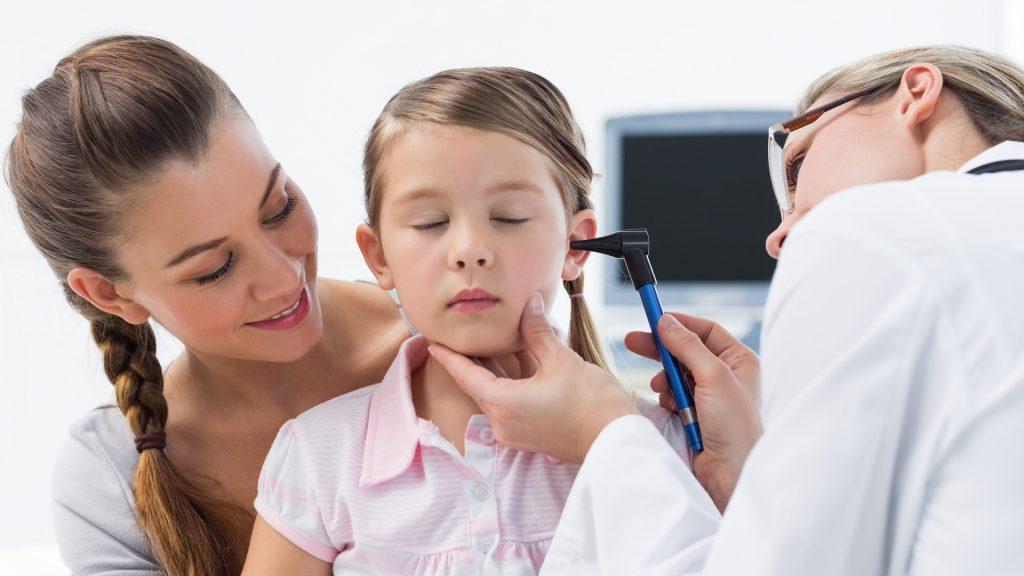 Amplio cuadro médico de especialistas pediátricos