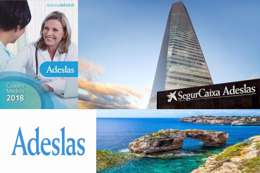 Cuadro Médico Adeslas Básico Baleares