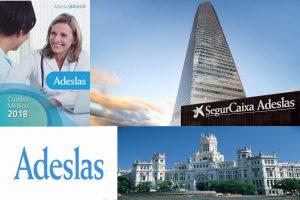 Cuadro Médico Adeslas Basico Madrid