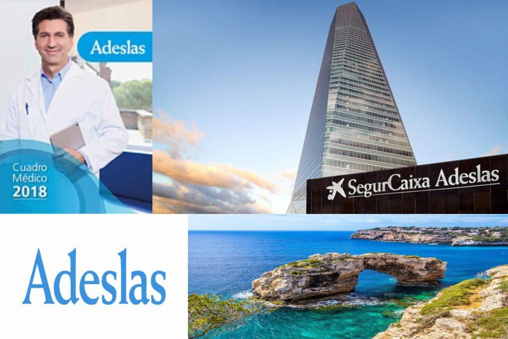 Cuadro Médico Adeslas Baleares