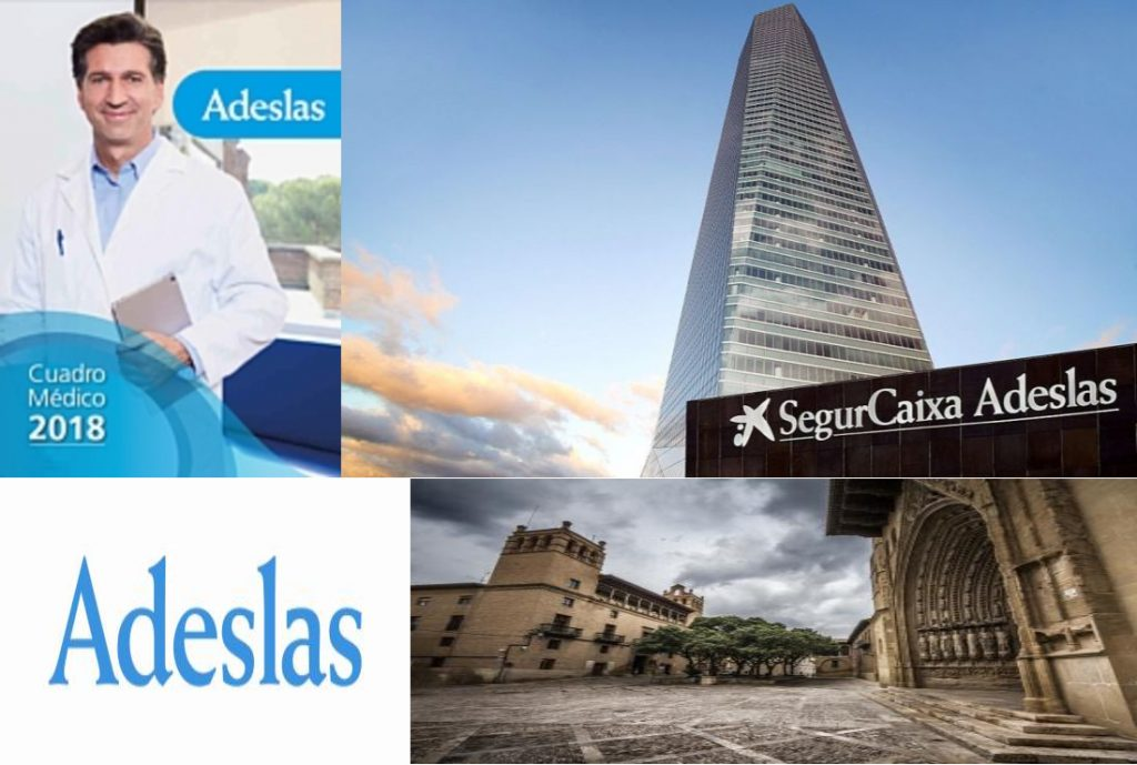 Cuadro Medico Adeslas Huesca Aseguramos Salud