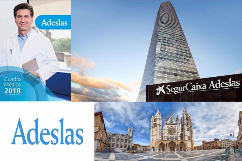 Cuadro Médico Adeslas León