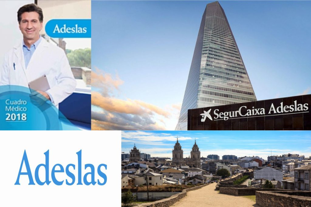 Cuadro Médico Adeslas Lugo