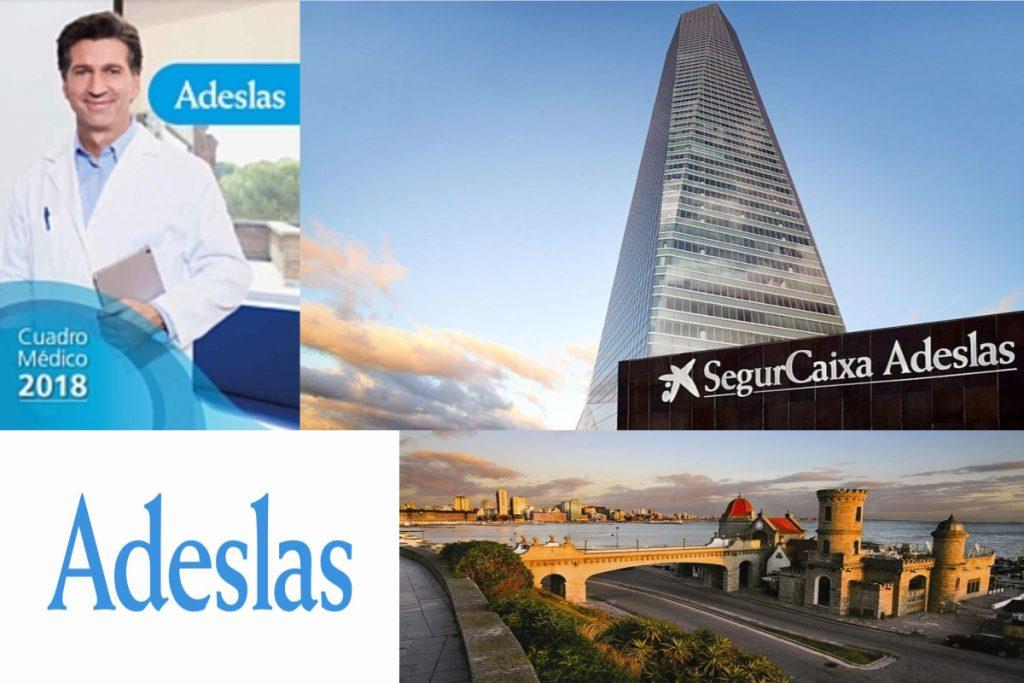 Cuadro Médico Adeslas Orense