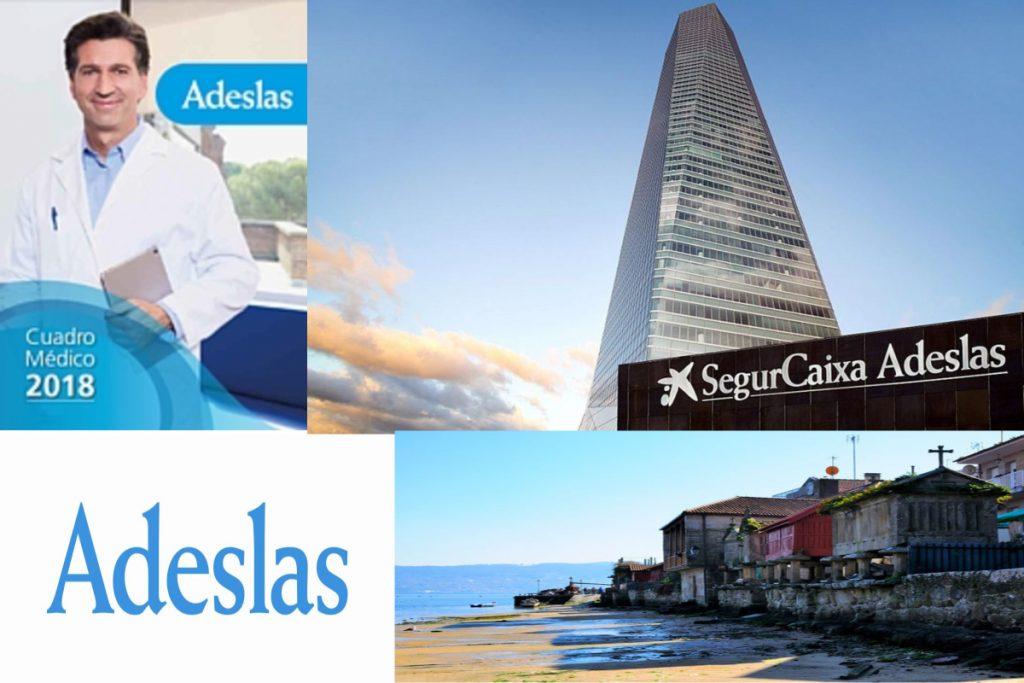 Cuadro Médico Adeslas Pontevedra