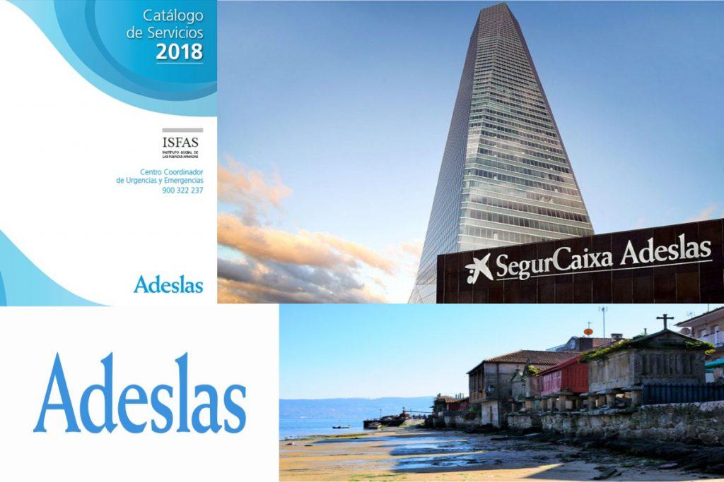 Cuadro Médico Adeslas Isfas Pontevedra