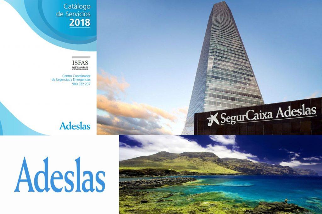 Cuadro Médico Adeslas Isfas Tenerife