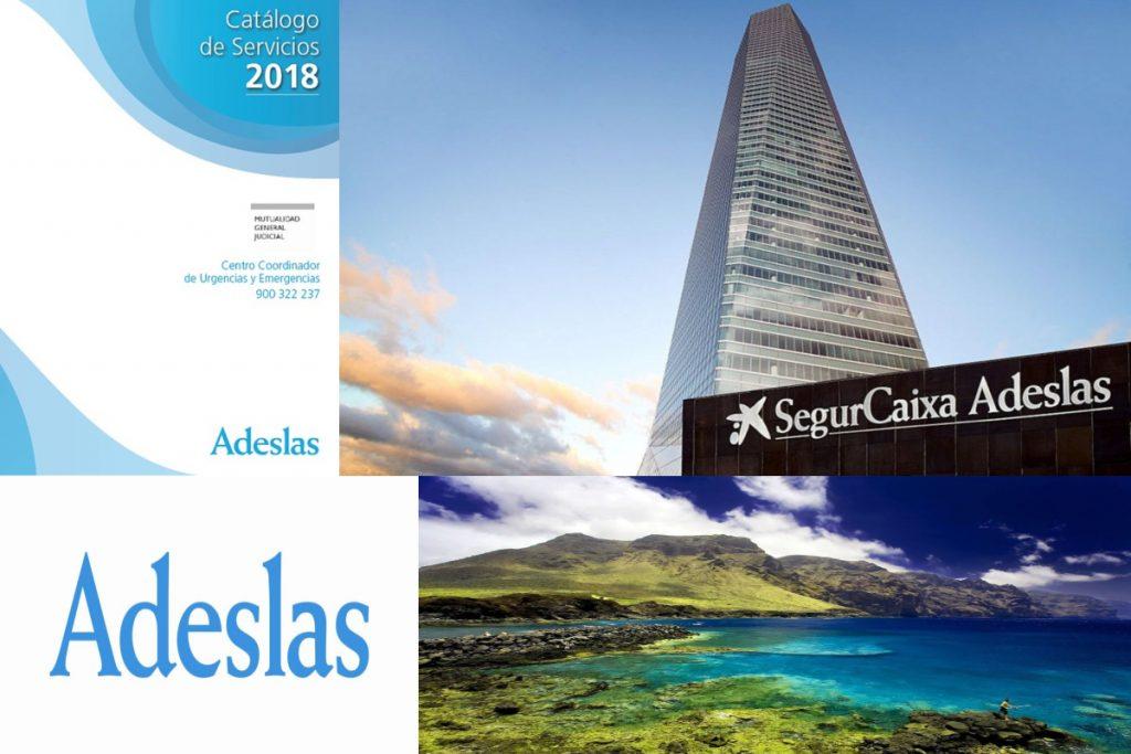 Cuadro Médico Adeslas Mugeju Tenerife