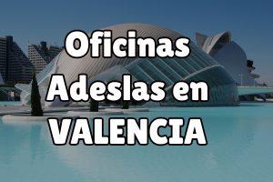 Oficinas Adeslas Valencia