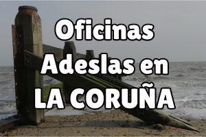Oficinas Adeslas en La Coruña