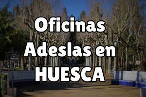 Oficinas Adeslas en Huesca