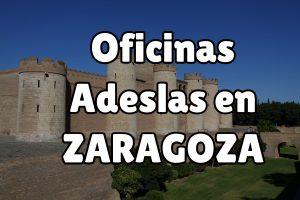 Oficinas Adeslas en Zaragoza