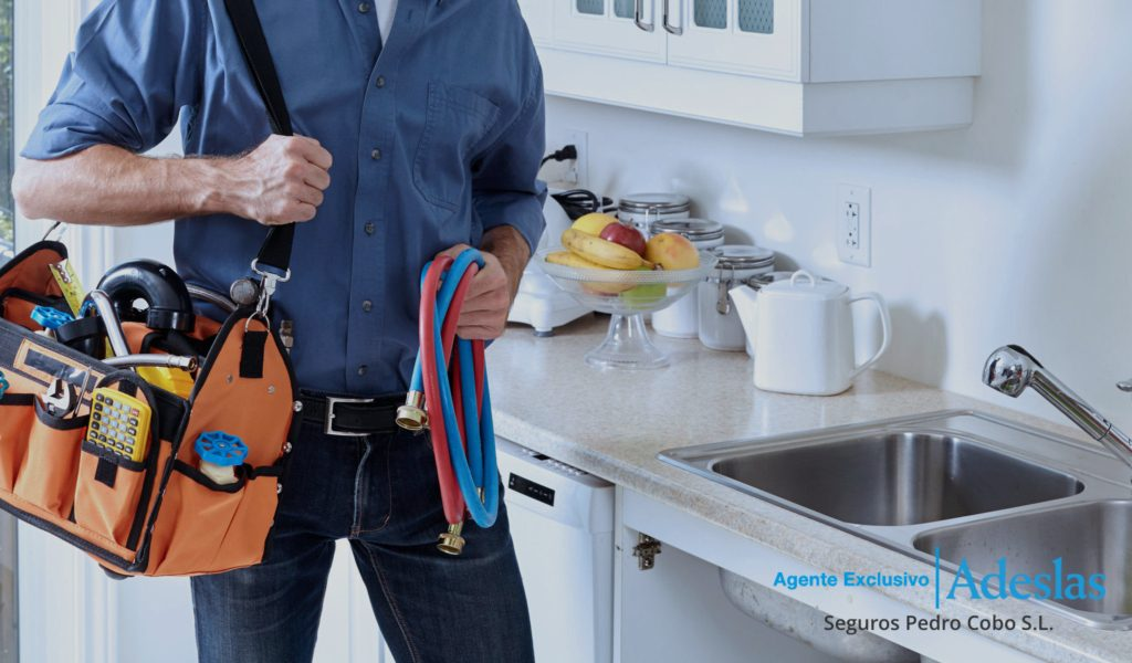 ¿Están cubiertos los electrodomésticos dentro del seguro de Hogar?