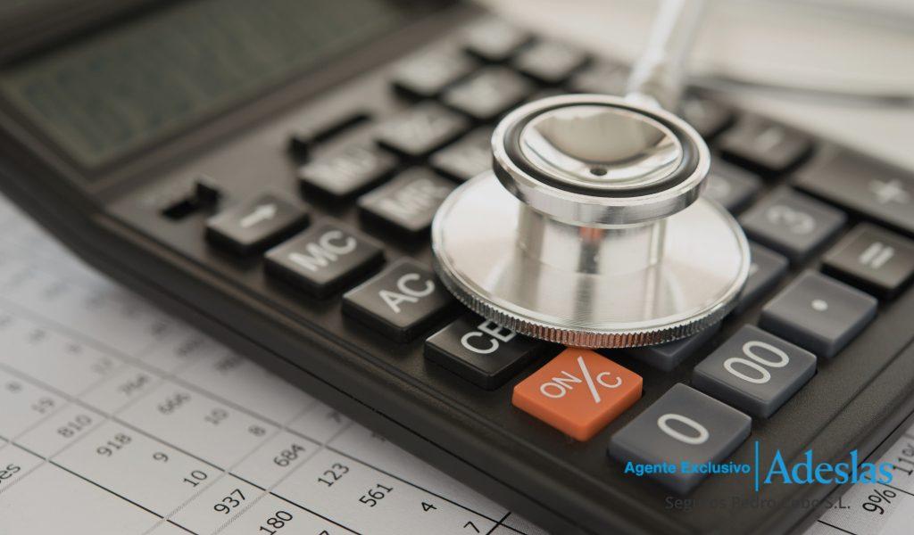 ¿Qué es el copago en un seguro de salud?