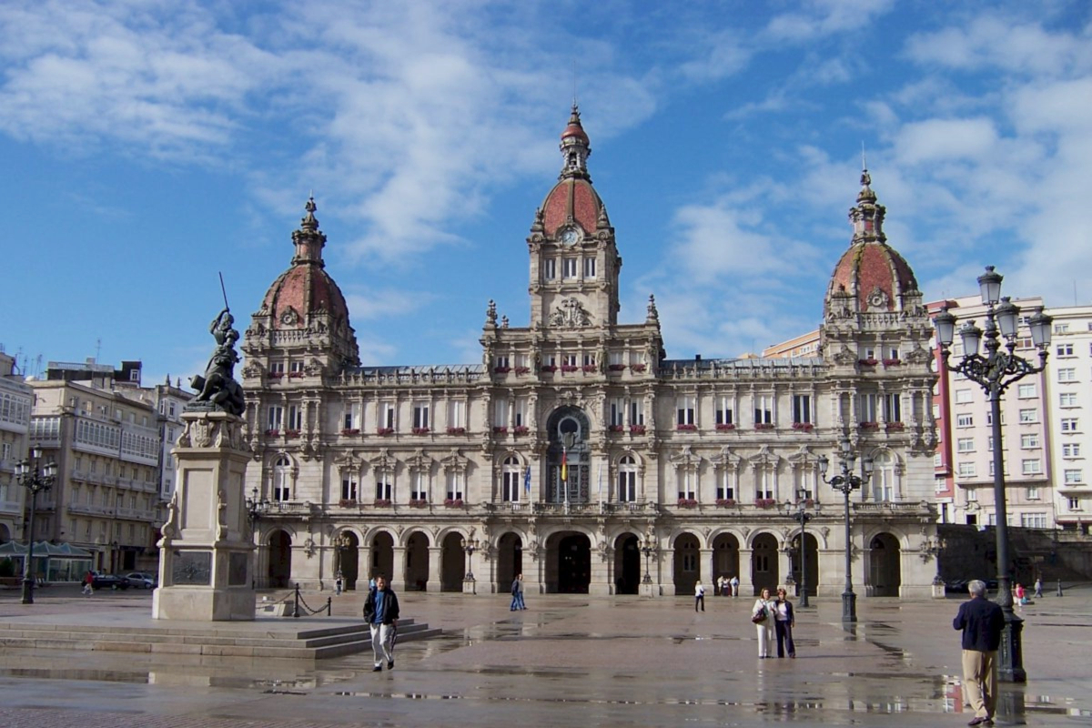 Oficinas Adeslas A Coruña
