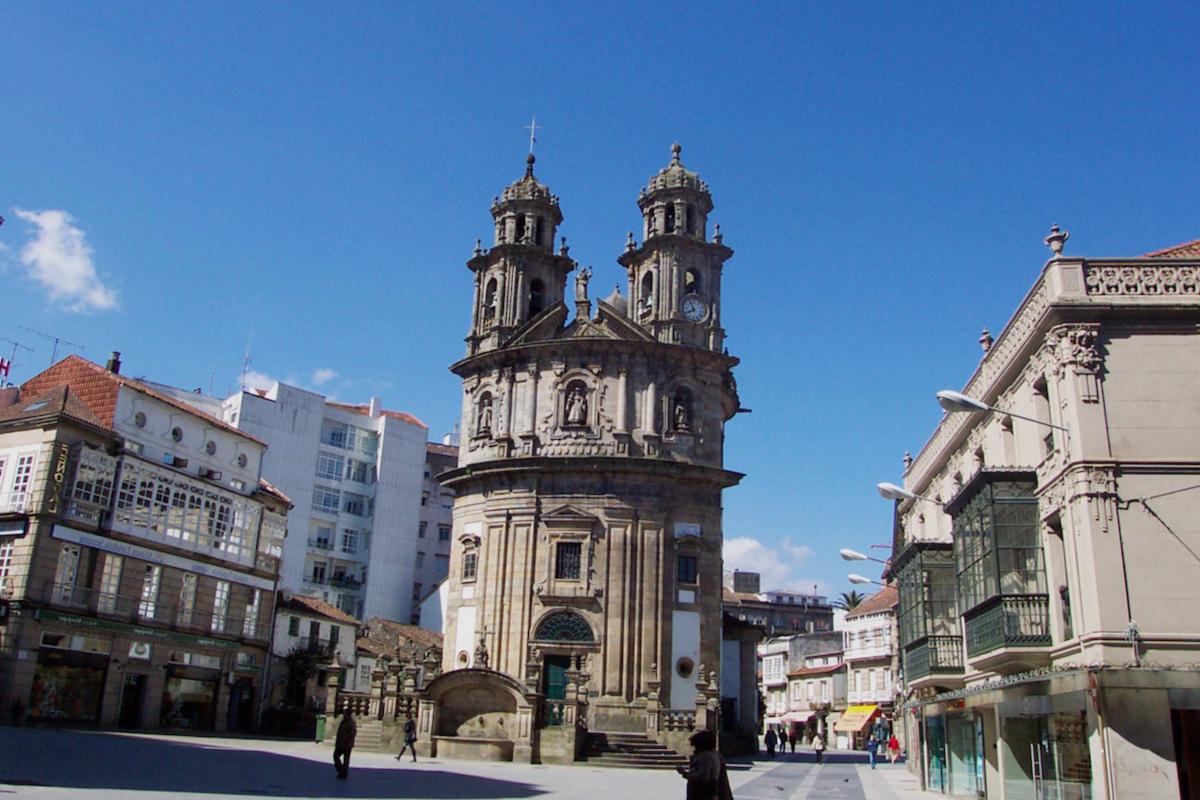 Oficinas Adeslas Pontevedra