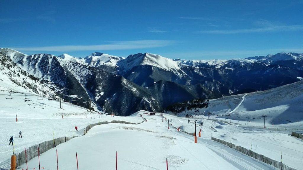 seguro deportes de invierno Andorra